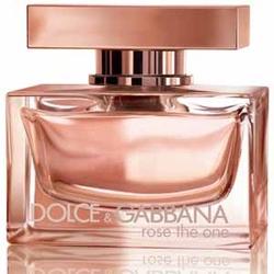 杜嘉班纳DOLCE&GABBANA,D&G Rose the One香水 50ml