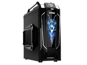 先马(SAMA)海狼H3 中塔式电脑机箱