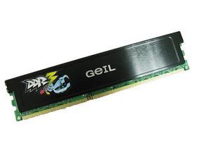 金邦 白金4G DDR3 1600