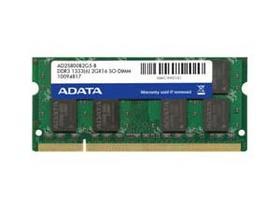 威刚 4G DDR3 1333(笔记本)