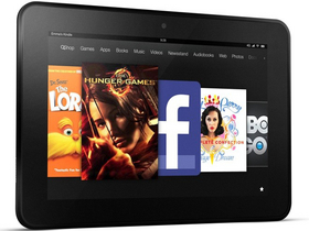 亚马逊 Kindle Fire HD(7英寸/16G/Wifi)