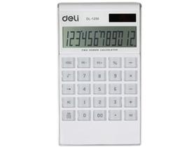 得力 桌上型计算器1256