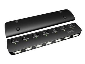 飚王 锐翼 7口 USB HUB SHU023