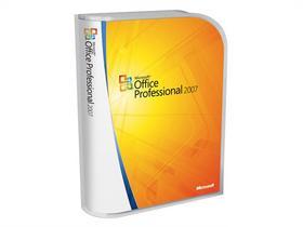 微软 Office 2007(中文专业版)