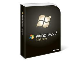微软 Windows 7 旗舰版