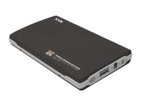 SSK飚王 USB3.0黑鹰 2.5寸硬盘盒 SHE072