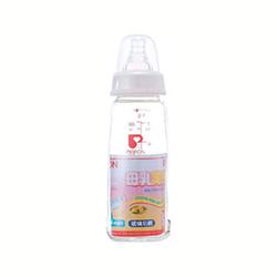 贝亲Pigeon母乳实感玻璃奶瓶 240ml