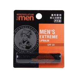 曼秀雷敦MENTHOLATUM男士润唇膏--户外型 3.5g