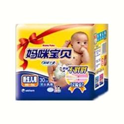 妈咪宝贝Mamy poko腰贴型瞬吸干爽纸尿裤(男女共用)