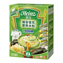 亨氏海苔银耳营养米粉 225g