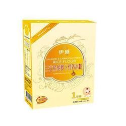 伊威三文鱼胡萝卜营养米粉