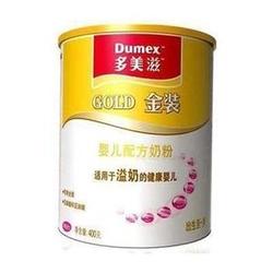 多美滋Dumex金装防溢奶婴儿配方奶粉 400g