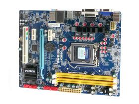 盈通(yeston) H61战警版V3.1主板 (Intel H61/LGA 1155)