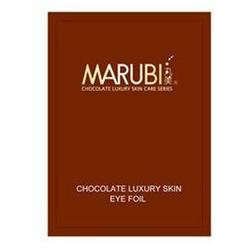 丸美Marubi巧克力丝滑眼贴膜