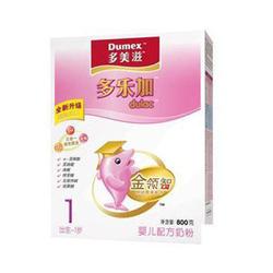 多美滋Dumex婴儿配方奶粉1段 800g