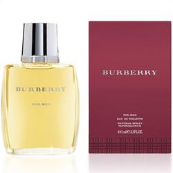 BURBERRY男士香水