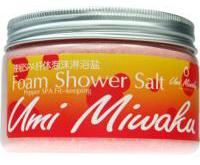 玛朵UMI MIWAKU辣椒秀身泡沫淋浴盐
