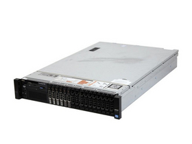 戴尔 PowerEdge R720(E5-2609 2×4GB/3×300GB)