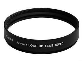 佳能 77mm 500D 近摄镜