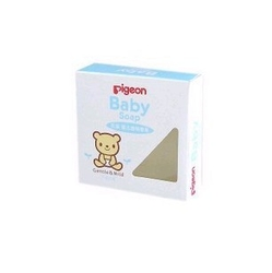 贝亲Pigeon婴幼儿透明香皂 70g