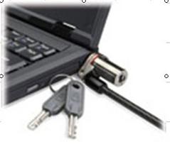肯辛通 红色级军用超薄电脑锁 k64590