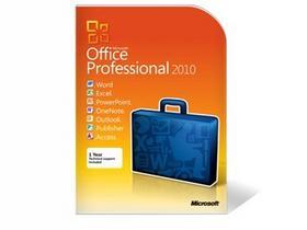 微软 Office 专业版 2010