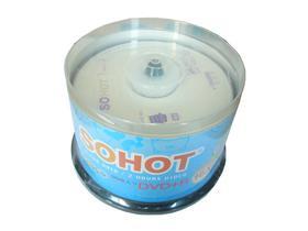 怡敏信 SOHOT DVD+R(50片/桶装)