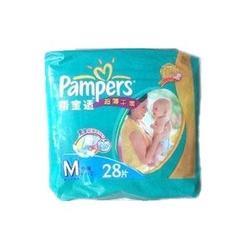 帮宝适Pampers超薄干爽型纸尿裤M 28片