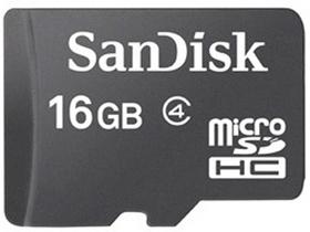 SanDisk MicroSDHC(TF)(16G)