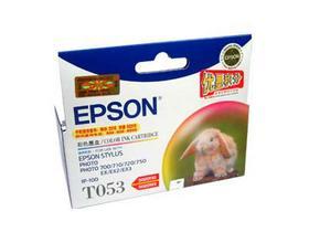 爱普生 T053