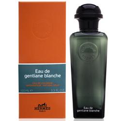 爱马仕Eau de Gentiane Blanche雪白龙胆古龙水 100ml