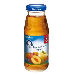 嘉宝苹果桃汁 175ml