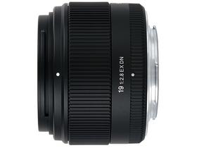 适马 19mm F2.8 EX DN
