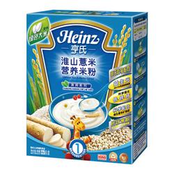 亨氏淮山薏米营养米粉