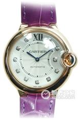 卡地亚蓝气球系列WE902028腕表
