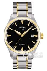 天梭TISSOT T-TEMPO系列T060.407.22.051.00腕表