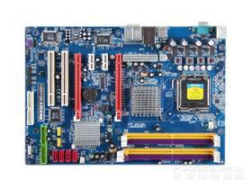 YESTON盈通 P35战神版(Intel P35芯片组,扣肉平台高端主流,最便宜的大牌P35)